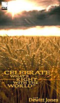 Celebrate What's Right in the World