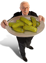 The Leadership Pickles